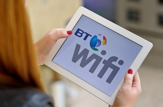 Hotspot heaven as new public Wi-Fi contract is signed