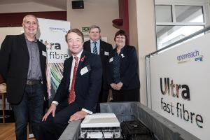 Cutting-edge Gosforth trial welcomed